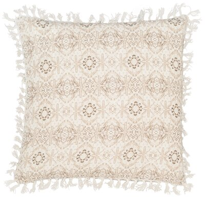 Alanya Linen Throw Pillow