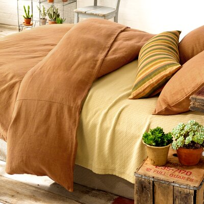 Chambray Terracotta Bedding Collection