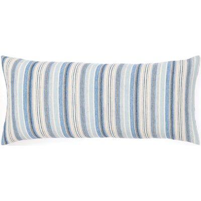 Honfleur Double Linen Boudoir/Breakfast Pillow