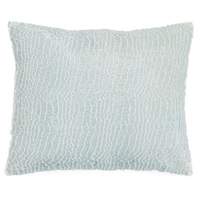 Artisanal Gloss Lumbar Pillow Color: Robins Egg Blue