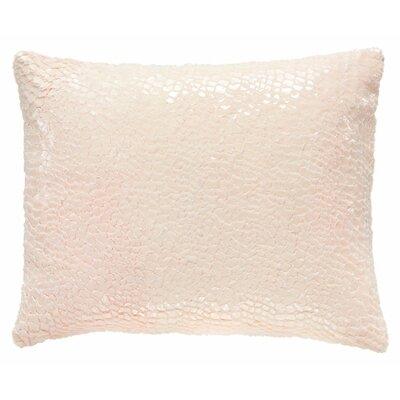 Artisanal Gloss Lumbar Pillow Color: Slipper Pink