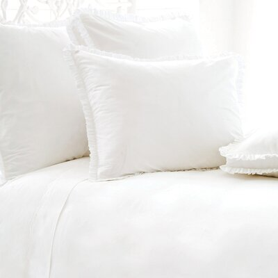Classic Ruffle Duvet Cover Collection