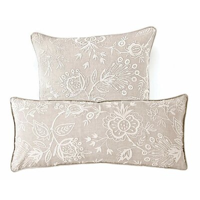 Manor Cotton Throw Pillow
