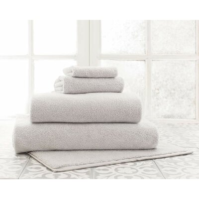 Signature Bath Rug Color: Grey