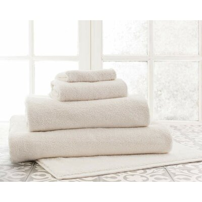 Signature Bath Mat Color: Ivory