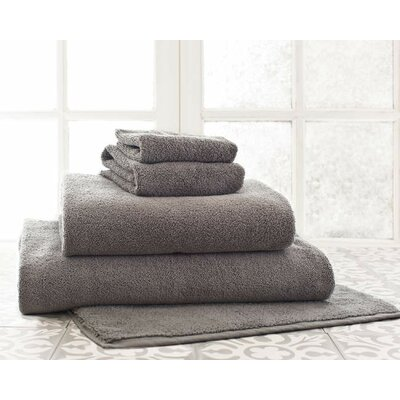 Signature Bath Rug Color: Shale
