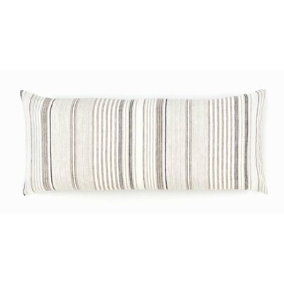 Gradation Double Linen Boudoir/Breakfast Pillow