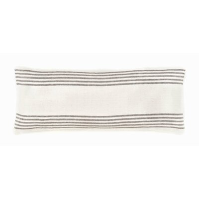 Ibiza Double Cotton Boudoir/Breakfast Pillow Color: Shale