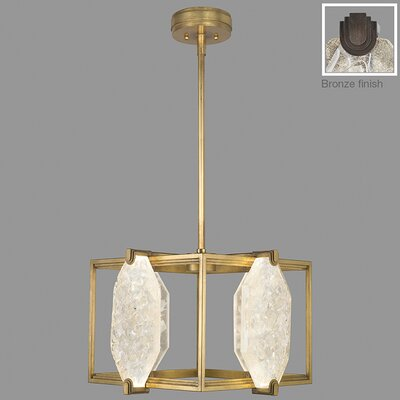 Allison Paladino 8-Light Pendant Finish: Patinated Bronze