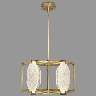Allison Paladino 8-Light Pendant Finish: Gold