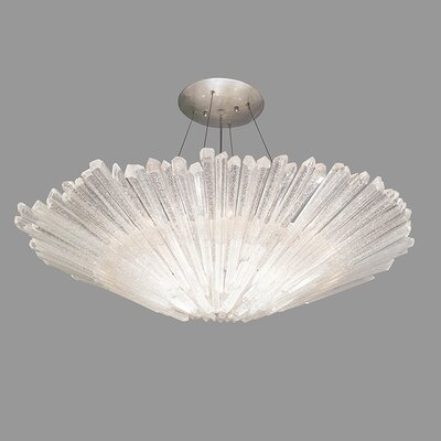 Diamantina 12-Light Bowl Pendant