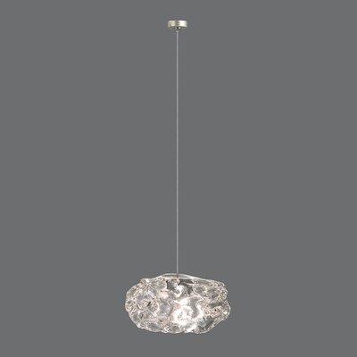 Natural Inspirations 1-Light Mini Pendant Finish: Gold Toned Silver