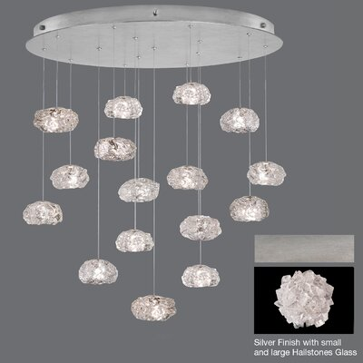 Natural Inspirations 16-Light Cluster Pendant