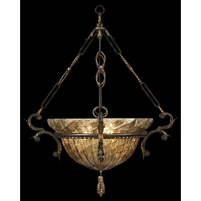 Epicurean 3-Light Bowl Pendant