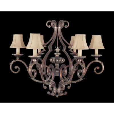 Stile Bellagio 6-Light Candle-Style Chandelier