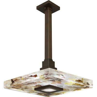 Crystal Bakehouse 1-Light Mini Pendant Shade Color: Clear