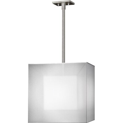 Quadralli 1-Light Mini Pendant