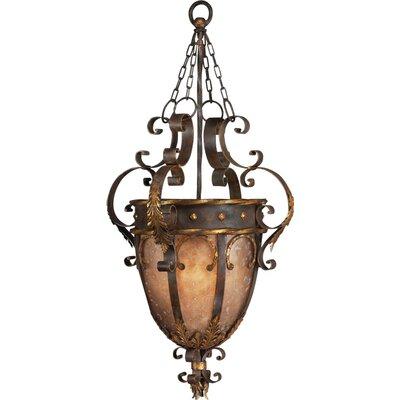Castile 3-Light Foyer Pendant