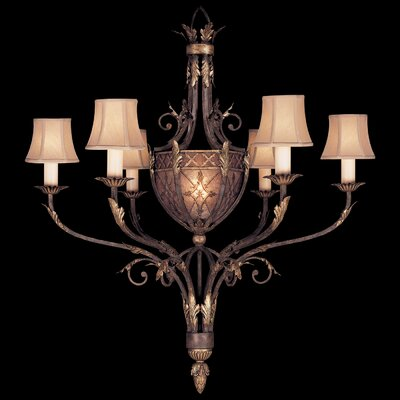 Villa 1919 6-Light Candle-Style Chandelier