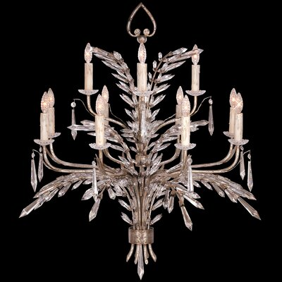 Winter Palace 12-Light Candle-Style Chandelier