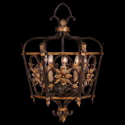 Castile 5-Light Lantern Pendant