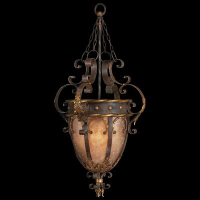 Castile 3-Light Foyer Pendant