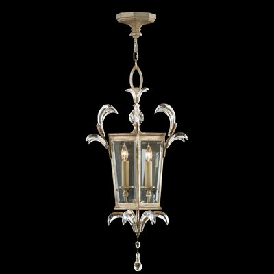 Beveled Arcs 3-Light Foyer Pendant