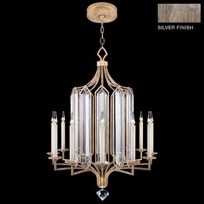 Westminster 12-Light Candle-Style Chandelier Finish: Antique Dark