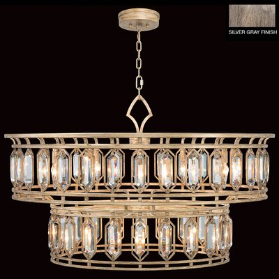 Westminster 20-Light Drum chandelier Finish: Antique Dark