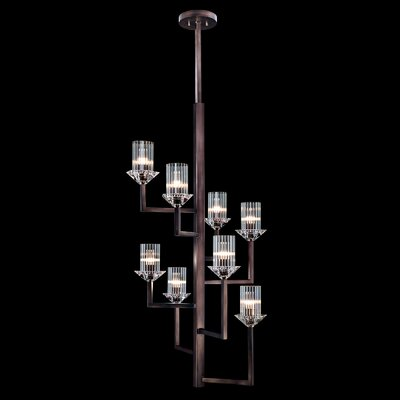Neuilly 8-Light Sputnik Chandelier Finish: Bronze