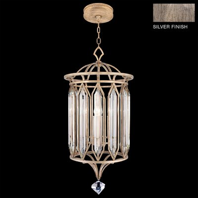 Westminster 4-Light Foyer/Lantern Pendant Finish: Antique Dark