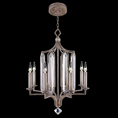 Westminster 8-Light Candle-Style Chandelier Finish: Antique Dark