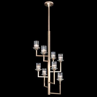 Neuilly 8-Light Sputnik Chandelier Finish: Gold