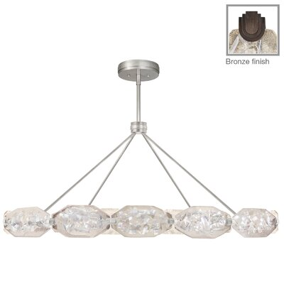 Allison Paladino 28-Light Pendant Finish: Bronze