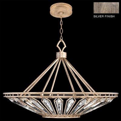 Westminster 13-Light Foyer/Lantern Pendant Finish: Antique Dark