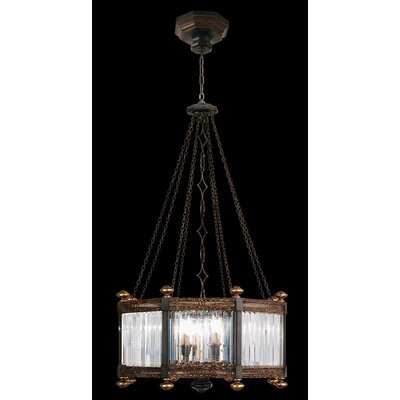 Eaton Place 8-Light Drum Pendant