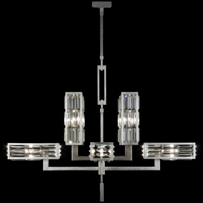Enchantment 8-Light Crystal Chandelier