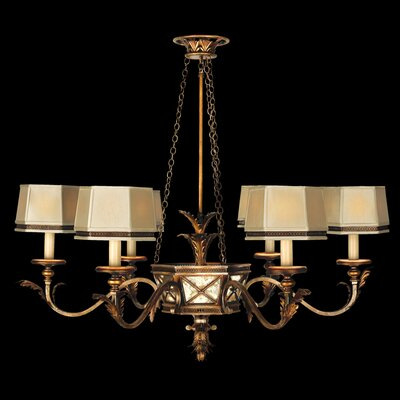 Newport 6-Light Drum Chandelier