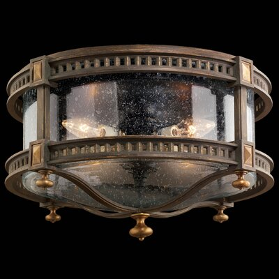 Beekman Place 4-Light Flush Mount