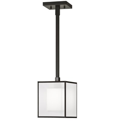 Quadralli 1-Light Drop Pendant