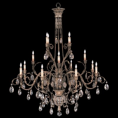 A Midsummer Nights Dream 16-Light Candle-Style Chandelier