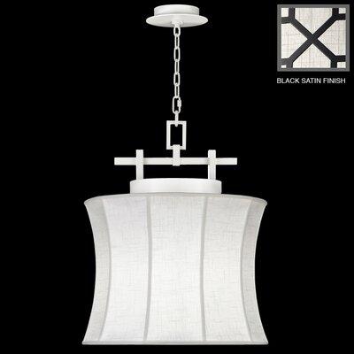Fusion 1-Light Drum Pendant
