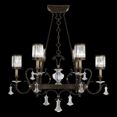 Eaton Place 6-Light Candle-Style Chandelier
