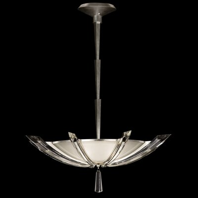 Vol de Cristal 3-Light Bowl Pendant
