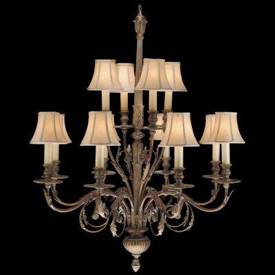 Verona 12-Light Candle-Style Chandelier