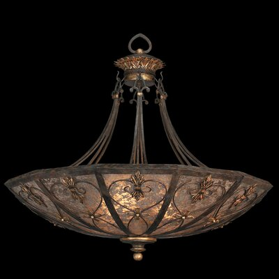 Villa 1919 3-Light Bowl Pendant