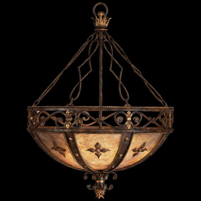 Castile 3-Light Bowl Pendant