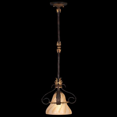 Castile 1-Light Mini Pendant