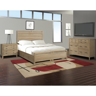 Hampton Panel Customizable Bedroom Set