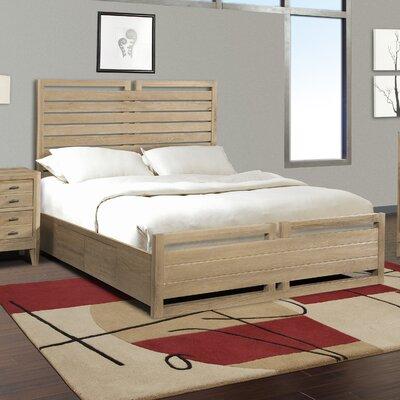 Hampton Panel Bed